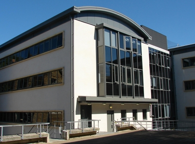 Wolfson Building: Department of Computer Science, University of Oxford