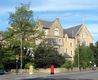 Wolfson Building: Department of Computer Science
